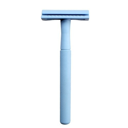 Womens Safety Razor - Blue
